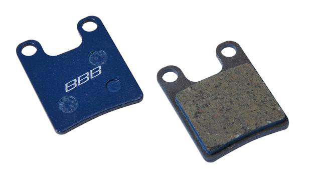 Brzdové platničky BBB BBS-60 DISCSTOP Hope organic
